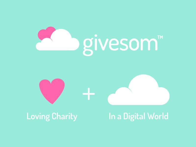 Enklare och roligare välgörenhet med Givesom™