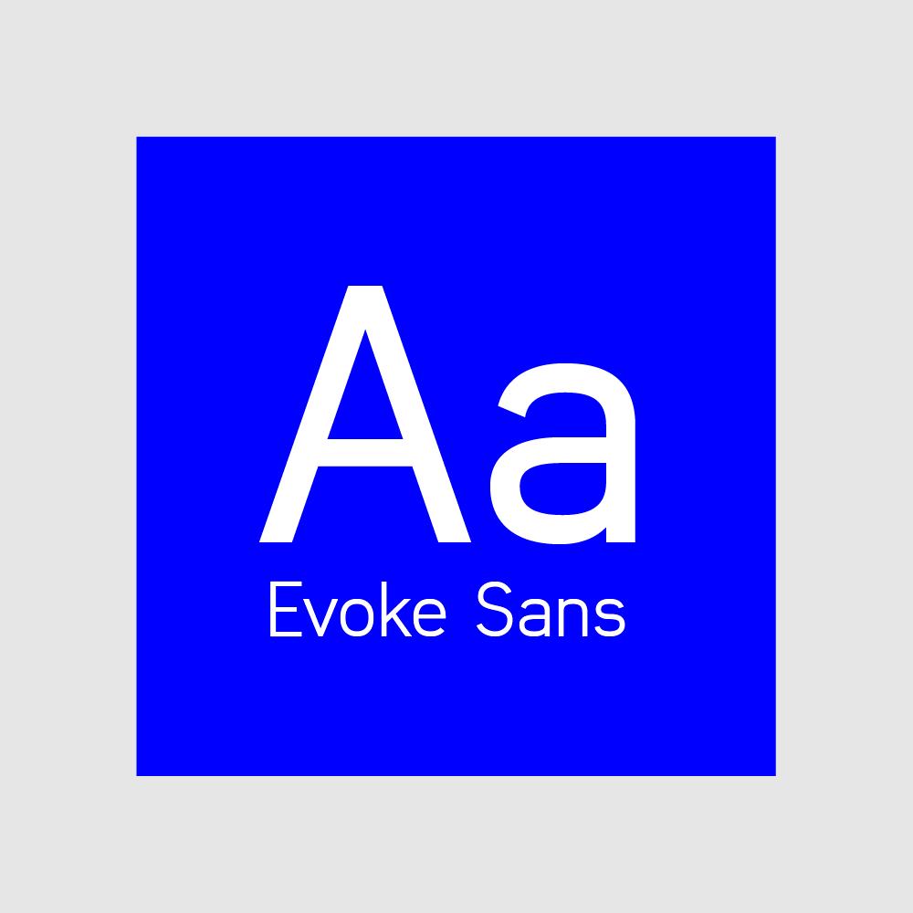 Evoke Sans