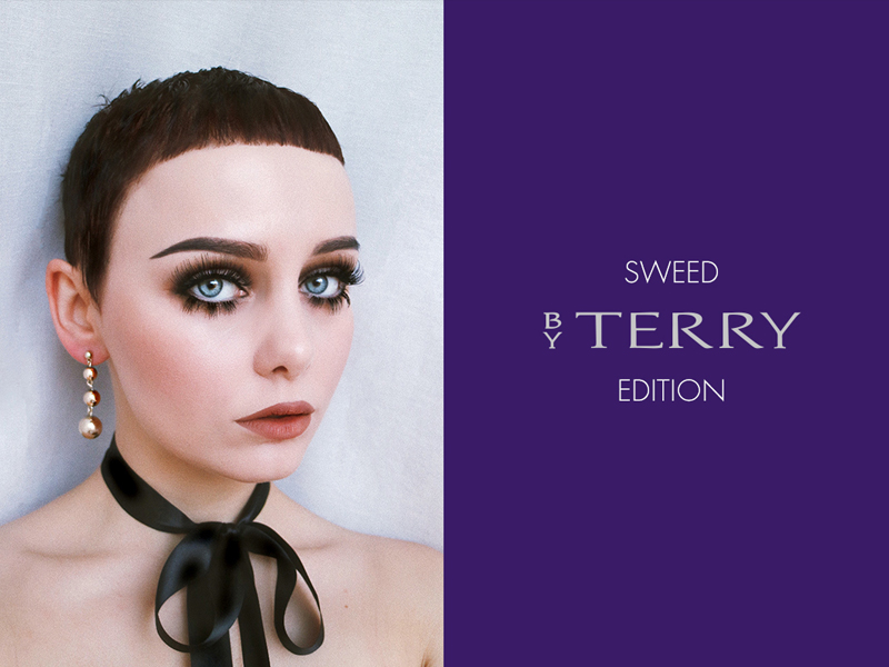 Sweed Lashes i samarbete med By Terry